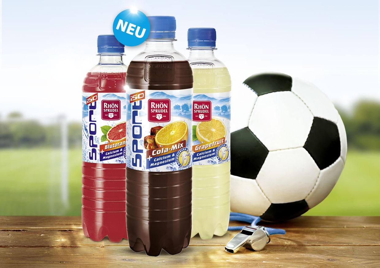 RhönSprudel ISO Sport Cola-Mix